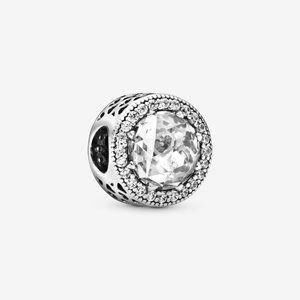 Pandora Sparkling Clear Charm